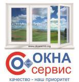 Компания по ремонту окон и дверей Окнасервис