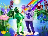 Клоун Морожок и веселая компания