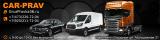 CAR-PRAV выполняет ремонт грузовых и коммерческих автомобилей.