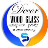 Decor-woodglass